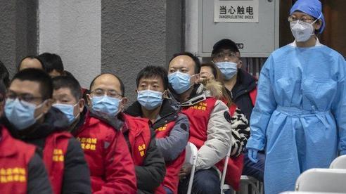 Trung Quốc xây bệnh viện dã chiến trong 5 ngày