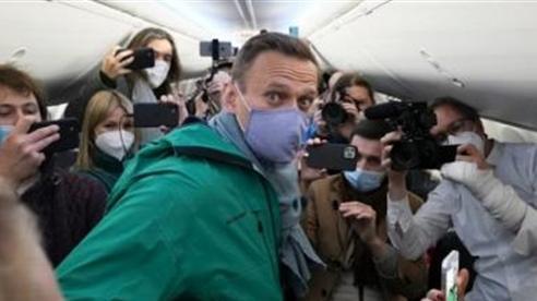 Bắt giữ Navalny: Mỹ-EU đồng thanh, Nga nhẹ nhàng lạnh giọng