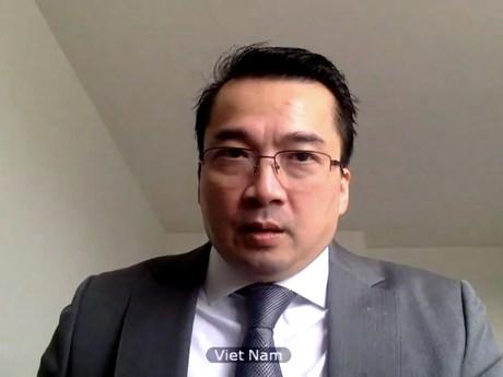 Đại sứ Phạm Hải Anh: Tăng cường sự hợp tác giữa LAS và Liên hợp quốc