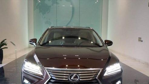 Triệu hồi 1.334 xe Lexus tại Việt Nam vì lỗi bơm nhiên liệu