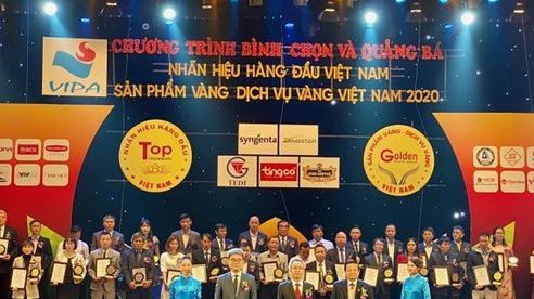 Dai-ichi Life Việt Nam đạt danh hiệu 'Top 10 Sản phẩm vàng – Dịch vụ vàng Việt Nam 2020'