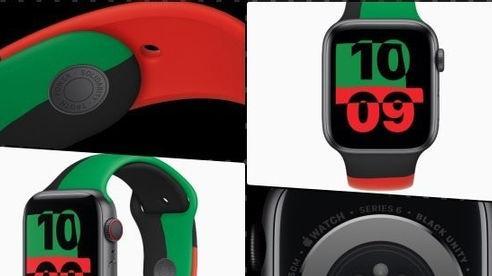 Apple ra mắt phiên bản Apple Watch 'Black Unity' đặc biệt