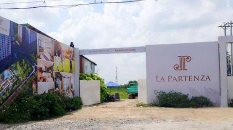 Khách bán cắt lỗ dự án La Partenza vì xây dựng chậm