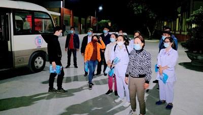 Quảng Ninh lập Tổ công tác phản ứng nhanh hỗ trợ Đông Triều truy vết