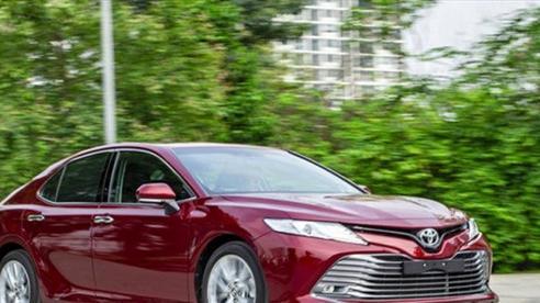 Toyota Camry 'lội ngược dòng', thống trị phân khúc sedan cỡ trung trên toàn cầu