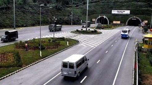 Hầm Hải Vân 2 mở cửa cho xe lưu thông