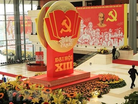 Đại hội XIII của Đảng: Nền tảng đưa Việt Nam vững bước phát triển