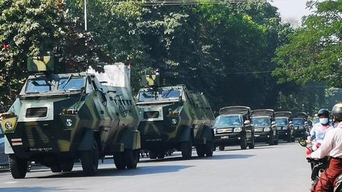 Liên Hiệp Quốc tăng sức ép lên quân đội Myanmar