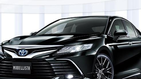 Toyota Camry 2021 có thêm gói nâng cấp ngoại hình