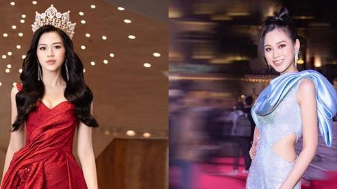 Đỗ Thị Hà bao phen khiến fan chao đảo vì váy xẻ cao ngút ngàn, khoe đôi chân cực phẩm 1m1