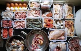Thực đơn bổ dưỡng, tăng cường sức khoẻ trong mùa dịch