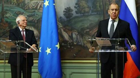 Hậu chuyến thăm Moscow, Đại diện Cấp cao EU nói cần duy trì kênh ngoại giao với Nga