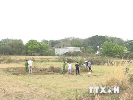 Bình Phước: Điều tra vụ người đàn ông bán vé số tử vong dưới ruộng