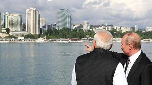 Ấn Độ-Nga: Khi sự đặc quyền vượt ngoài tầm tay của 'người chồng ghen tuông'