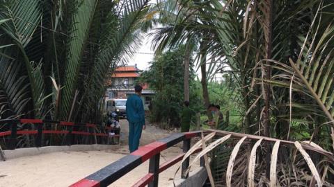 Hai người chết bất thường trong nhà: Dấu vết để lại