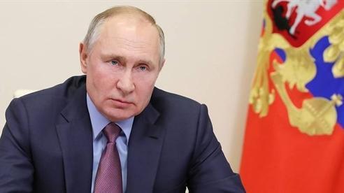Ông Putin nói ảnh hưởng Nga trong không gian hậu Xô Viết