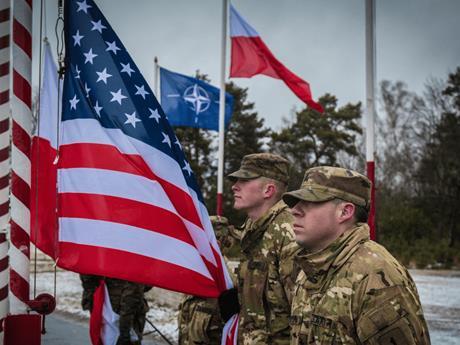 Ba Lan, Mỹ tăng cường hợp tác trong lĩnh vực quốc phòng