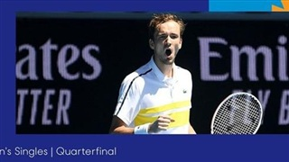 Daniil Medvedev hẹn Nadal ở bán kết