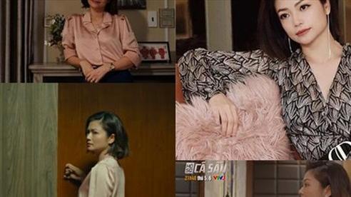 Ngắm phong cách thời trang công sở cổ điển, nhẹ nhàng của Kiều Anh trong phim 'Hồ sơ cá sấu'