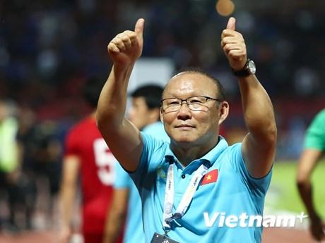 HLV Park Hang-seo hứa hoàn thành mục tiêu ở vòng loại World Cup 2022