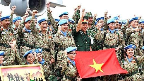 Việt Nam triển khai Nghị quyết tham gia lực lượng gìn giữ hòa bình của Liên hợp quốc