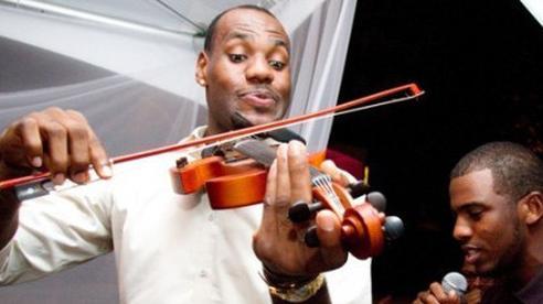 LeBron James sẽ lấn sân thị trường âm nhạc?