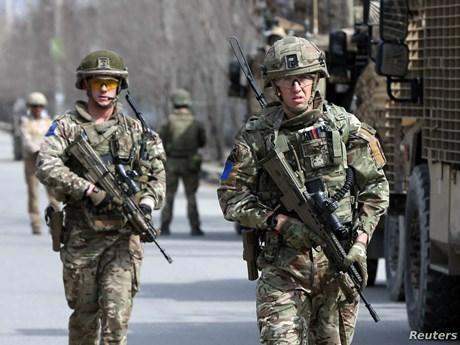 NATO chưa quyết định về việc rút quân khỏi Afghanistan