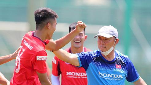 Bóng đá Việt Nam hướng tới mục tiêu lớn trong năm 2021