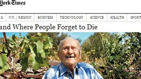 Mắc ung thư giai đoạn cuối, tưởng như từ bỏ điều trị nhưng người đàn ông này đã sống tới 102 tuổi nhờ biết cách dưỡng sinh