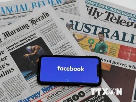 Chính phủ Australia ngừng các chiến dịch quảng cáo trên Facebook