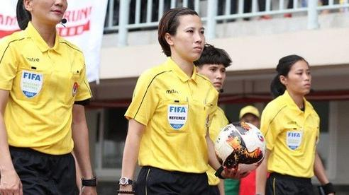 Trọng tài Việt Nam được FIFA nhắm điều hành World Cup Bóng đá nữ 2023