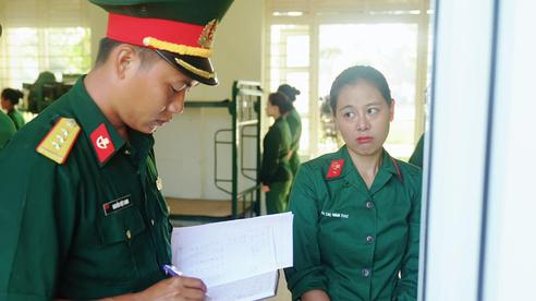Mũi trưởng Long từng tuyên bố sợ Nam Thư nhất dàn Sao Nhập Ngũ nhưng ảnh hậu trường lại ngược hoàn toàn