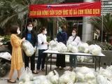 Tổng công ty Du lịch Hà Nội tổ chức 5 điểm tiêu thụ nông sản Hải Dương