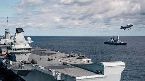 Hàng loạt nước phương Tây điều chiến hạm đến Biển Đông thách thức Trung Quốc