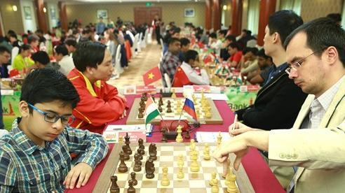 Giải cờ vua dành riêng cho kiện tướng, đại kiện tướng quốc tế tổ chức lần đầu tại Việt Nam