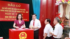 Bổ sung 733,322 tỷ đồng thực hiện bầu cử đại biểu Quốc hội và HĐND khóa mới