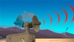 Mỹ thử nghiệm vũ khí viba diệt cả đàn UAV