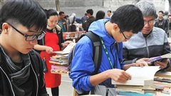 Khởi động cuộc thi 'Đại sứ văn hoá đọc 2021'