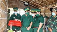 BĐBP Long An thực hiện tốt nhiệm vụ bảo vệ vững chắc chủ quyền an ninh biên giới và phòng, chống dịch bệnh