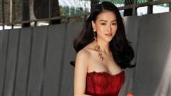 Hoa hậu Phương Khánh khoe vẻ gợi cảm sau thời gian 'ở ẩn'
