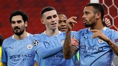 Man City thắng dễ dàng B.Monchengladbach 2-0