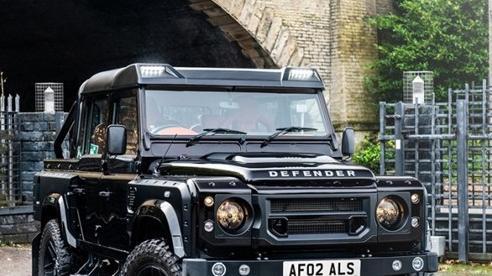 Land Rover Defender 2015 được độ thành bán tải