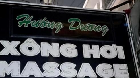 Vụ nữ nhân viên khỏa thân kích dục cho khách: Hé lộ thủ đoạn 'chiều khách' của massage Hướng Dương