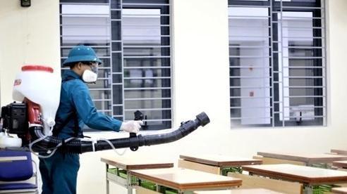 Hà Nội chỉ đạo chuẩn bị đón học sinh trở lại trường