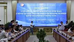 Ngày mai, lãnh đạo TP.HCM đối thoại với doanh nghiệp bất động sản