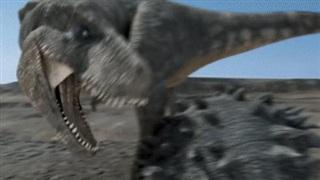 Họ hàng gần của khủng long bạo chúa gãy cả răng vì con mồi, kết cục sẽ ra sao?
