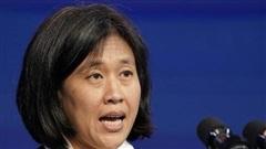 Ứng viên đại diện thương mại Mỹ cam kết cứng rắn với Trung Quốc