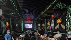 Xử lí quán karaoke KTV XÌ TEEN hoạt động bất chấp lệnh cấm