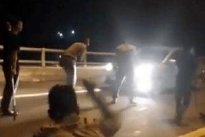 Điều tra vụ tài xế kêu cứu vì bị cướp trên cao tốc Hạ Long- Hải Phòng