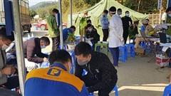 Thêm hai trường hợp tại Điện Biên khai báo y tế gian dối